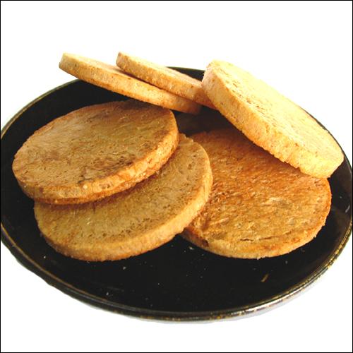 丸吉 salt crackers