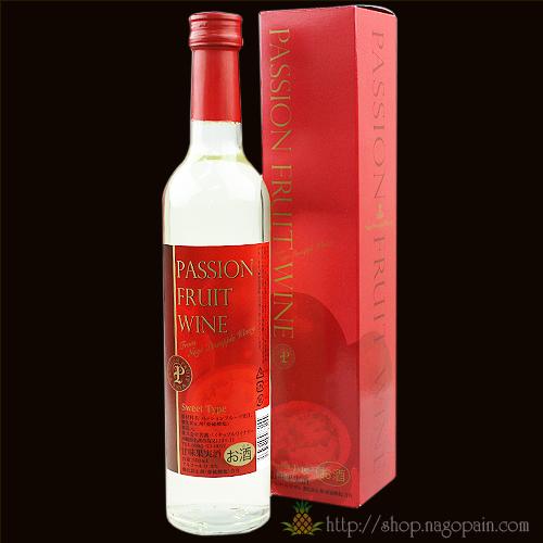 Okinawamart Cor Nagowine Passion Fruit Wine 8 500 Ml Nago Pineapple