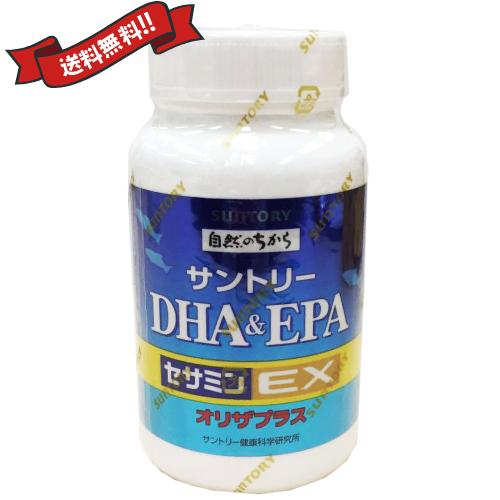 サントリー DHA&EPA 240粒
