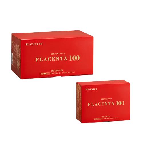 プラセンタ100 ファミリーサイズ 300粒+100粒 1粒9,000mg高配合