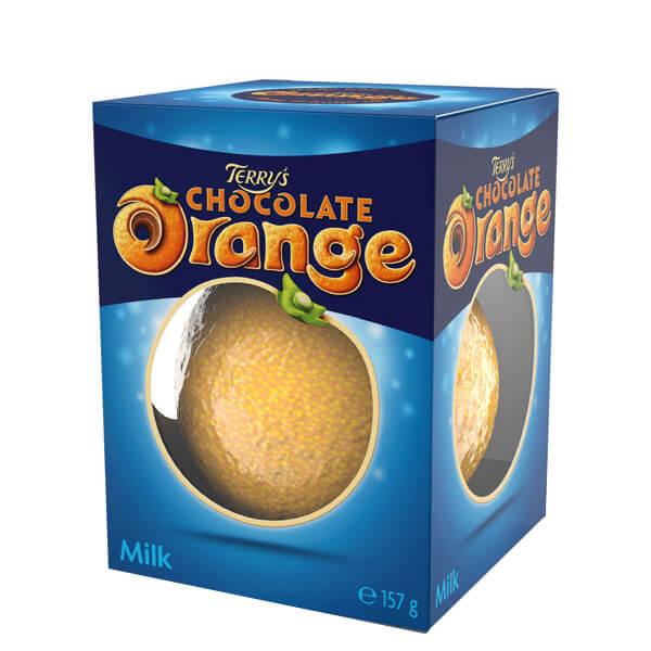 チョコ 贈答品 チョコレート ギフト テリーズ オレンジ 業界No.1 ミルク フルーツ フランス オレンジミルク 157g バレンタイン フレーバー