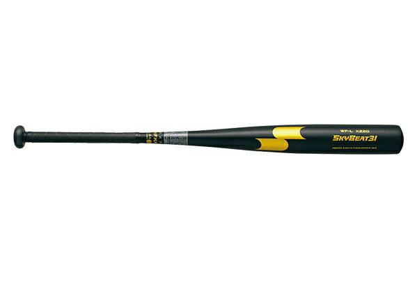 SSK 硬式金属バット スカイビート 31 WF-L 硬式バット ブラック SBB1000 83cm 高校野球 バット エスエスケイ 送料無料