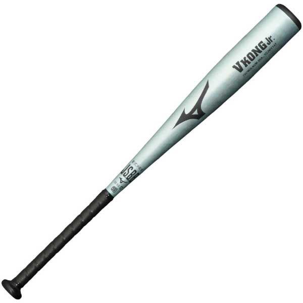 あす楽対応 ミズノ 野球 少年軟式金属バット 76cm 本日の目玉 少年野球 軟式バット VコングJR ジュニア 税込 1CJMY14776 超々ジュラルミン 540g平均