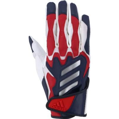 あす楽対応 NEW アディダス 野球バッティング手袋 両手用 ベーシックモデル 2021年モデル 22~23cm LBG004 大規模セール S寸 ホワイトXネイビー