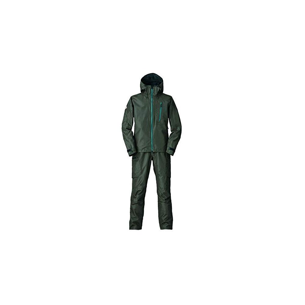 特価 ダイワ レインマックス ハイパー D3 バリアスーツ D3-3105 ダークブラウン 2XL(da-048996)