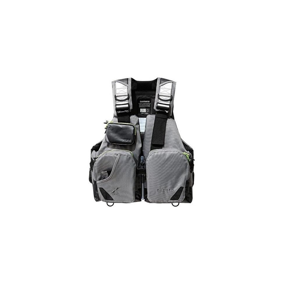 【特価】シマノ VF-272N XEFO・タックル フロート ジャケット(ベーシック) フリー (shi-429902)|ゲームベスト シーバス ロックフィッシュ