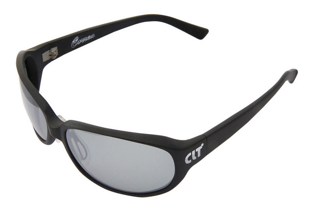 CLT Correa(コルレア) マットブラックXグリーンスモーク/シルバーミラー(clt-151147) 60サイズ