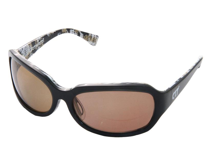CLT Schwartzi (シュワルツィ) ブラックブラウンXコパ―(clt-151499) 60サイズ|偏光サングラス ナイトフィッシング エギング バスフィッシング