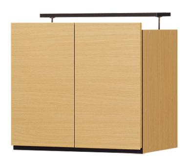 壁面キャビネット(上置き) 壁面収納  壁面ラック 棚 ポルターレ PRO-5560DUNA