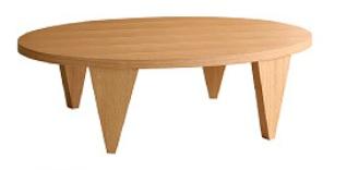 丸テーブル 120 だ円 折りたたみテーブル 座卓 ローテーブル リビングテーブル 楕円120 木製テーブル 木製 テーブル ちゃぶ台 センターテーブル コーヒーテーブル 座卓
