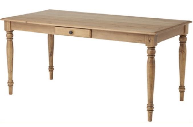ダイニングテーブル 食卓テーブル 幅150cm  ハイテーブル  カフェテーブル バーテーブル サイドテーブル ティーテーブル パイン材 カントリー