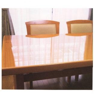 テーブル用 アクリルマット テーブルマット アクリル板マット1.8mm厚 90×120cm以内