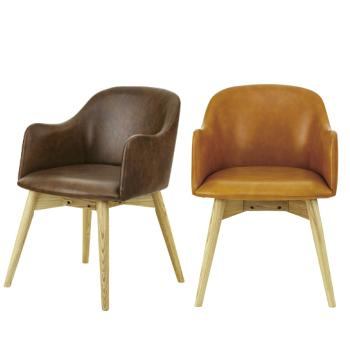 ダイニングチェアのみ 2020A/W新作送料無料 肘付き 1人掛け 椅子 いす 木製 ダイニング リビング カラメリチェアインテリア シンプル おしゃれ モダン セットアップ ダイニングチェア 北欧 チェアのみ
