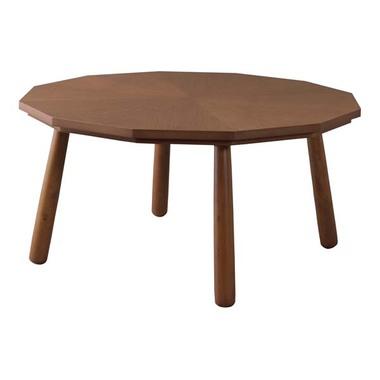 こたつ コタツ こたつテーブル こたつ本体 ローテーブル リビングテーブル 80×80 炬燵 火燵 暖房器具 季節家電 おしゃれ 北欧