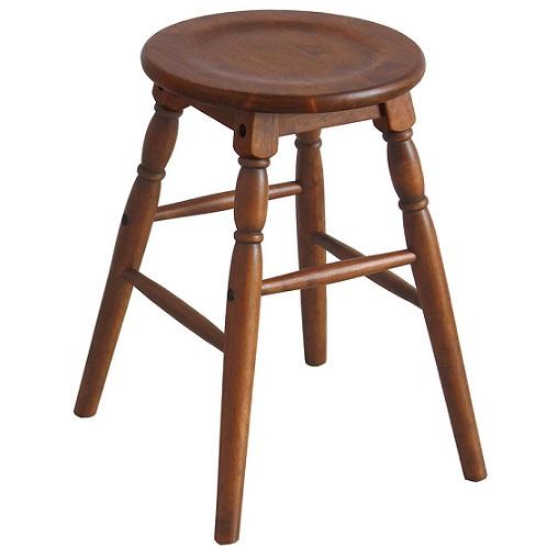 スツール 公式ストア 丸椅子 チェアロースツール 木製 休日 イス 椅子 いす 玄関 北欧 腰掛 シンプル リビング おしゃれ