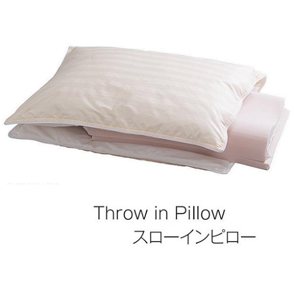 枕 ピロー スローインピロー 高反発ウレタン 快眠 安眠 熟睡 インビスタ社 寝具