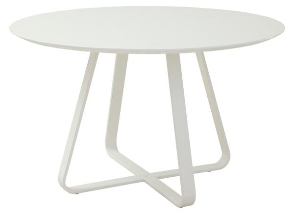 (120×120)テーブル ダイニングテーブル 幅120cm 丸テーブル ホワイト 白色テーブル 丸テーブル 白 ホワイト ダイニングテーブル 円形天板 テーブル 円形テーブル 120cm 丸(テーブルのみ)