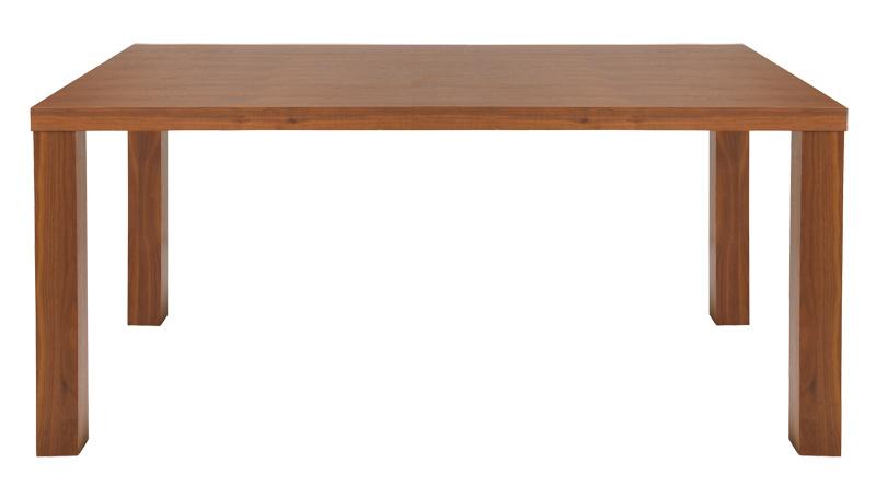 ダイニングテーブル テーブル ウォールナット リビング (140×80)(テーブルのみ)