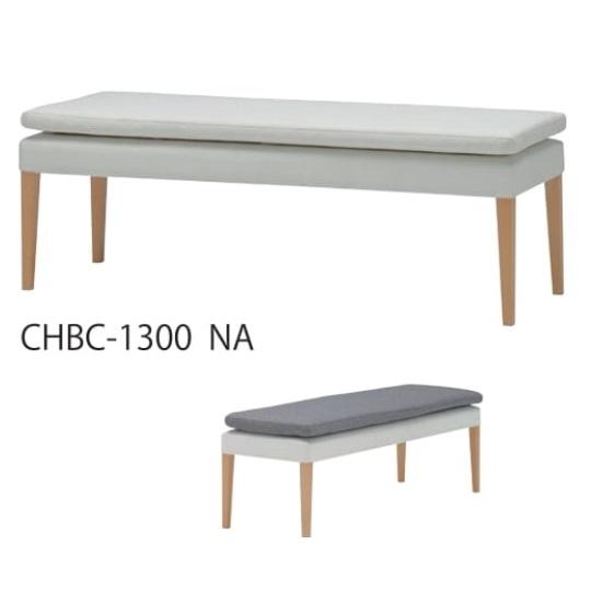 ダイニングベンチ ベンチチェア イス 幅130cm ベンチ イニングチェア 木製 北欧 おしゃれ ホワイトミキモク ベンチ単品