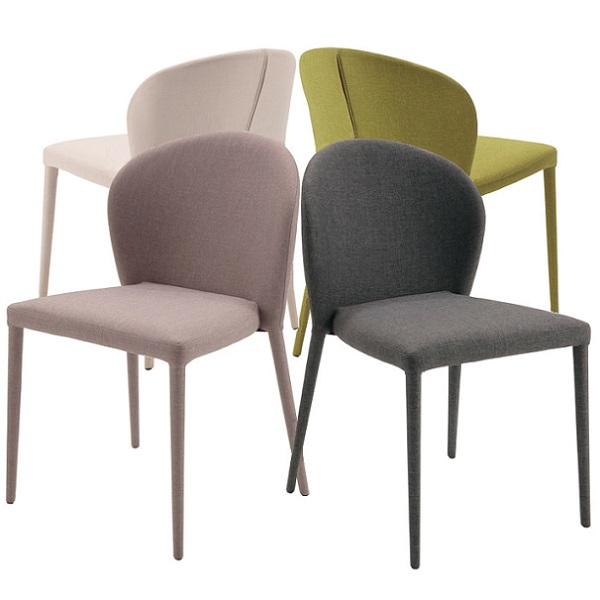 ダイニングチェア 4脚セット おしゃれ スタッキングチェア 積み重ね可能 完成品 椅子 イス スタッキングチェアー カフェチェア 4色 完成品 おしゃれ 北欧