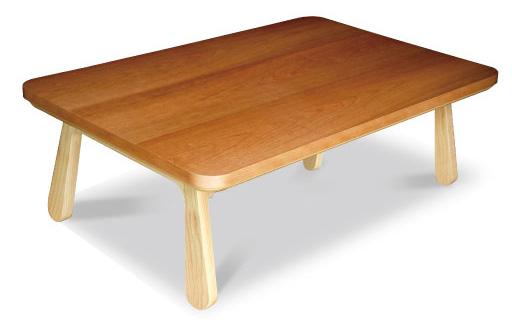 日本製 こたつ 120 こたつテーブル  デザインコタツ 長方形 120 こたつ コタツ 炬燵 ナチュラルな可愛いこたつ トトス