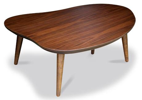 こたつ 110 こたつテーブル デザインコタツ 丸型変形 110 コタツ こたつ 炬燵 mari 日本製 ウォールナット
