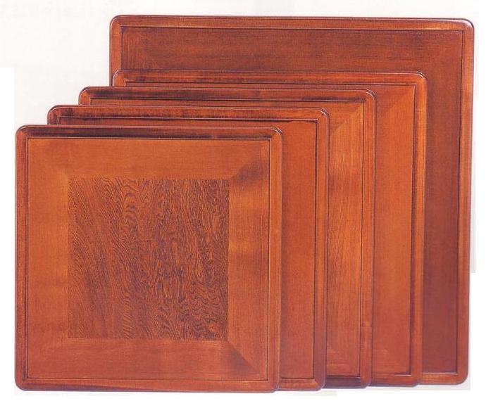 両面こたつ天板 コタツ天板(80×80)約6.5kg 日本製 コタツ天板 炬燵 ちゃぶ台 こたつ 正方形 木製