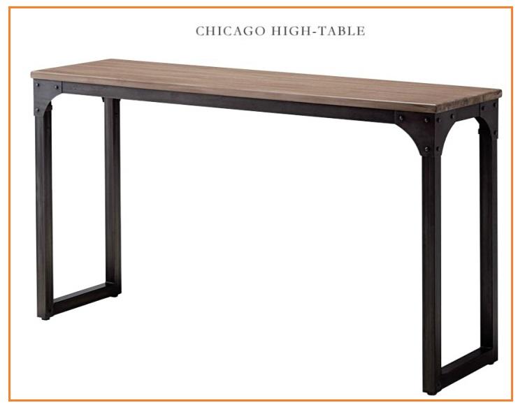 カウンターテーブル 幅180×奥行き50×高さ100cm キッチンテーブル ハイカウンター ハイテーブル デスク バーカウンター バーカウンターテーブル 作業台