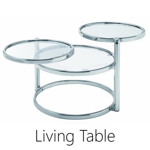 リビングテーブル テーブル 59(138)cm センターテーブル ガラス シンプル 北欧 おしゃれ
