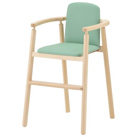 ベビーチェア ベビーチェアー チェア 椅子 赤ちゃん キッズチェア レザー 子供チェア