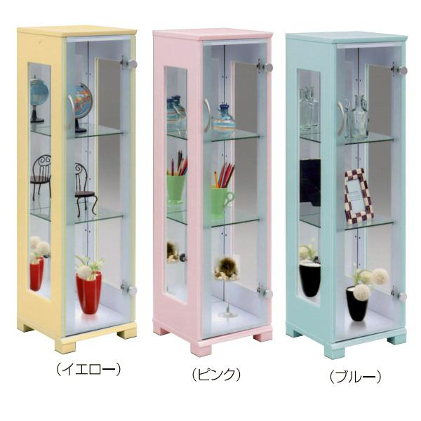 コレクションボード ガラスキャビネット リビング収納 飾り棚 30cm/ショーケース キュリオケース フィギュアケース