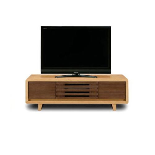テレビボード テレビ台 ローボード 120cm TV ボード リビング ローボード AVボード 完成品 テレビラック ウォールナット