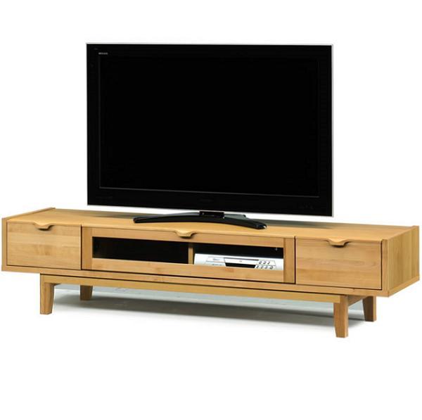テレビボード テレビ台 ローボード 幅180cm 完成品 北欧 シンプル ナチュラル