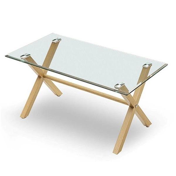 ガラステーブル センターテーブル ローテーブル 幅110cm リビング おしゃれ シンプル