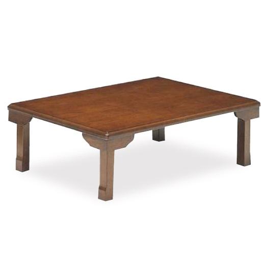 座卓 折りたたみ ローテーブル 幅105 リビングテーブル なごみ(折脚)折り脚 折り畳み 和風