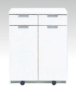 ごみ箱 ダストボックス キッチン収納 ゴミ箱 カウンターダストボックス 67.8cm ダストボックス2杯
