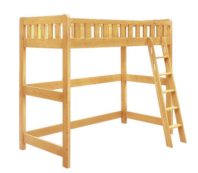 ロフトベッド すのこベッド システムベッド ロフトベッド 木製 シングル はしご ロフトベッド 天然木 子供 子供部屋 ロフトベット 木製ベッド 木製 ロフトベッド ベッド すのこ ロフトベッド ライトブラウン木目
