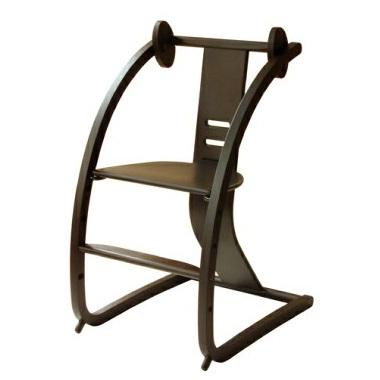 ベビーチェア バンビーニチェア チェア本体のみ STC-01 Bambini バンビーニ ハイチェア 子供椅子 子ども部屋家具 ベビー家具 日本製 Sdi Fantasia  子供チェア ダークブラウン 多機能