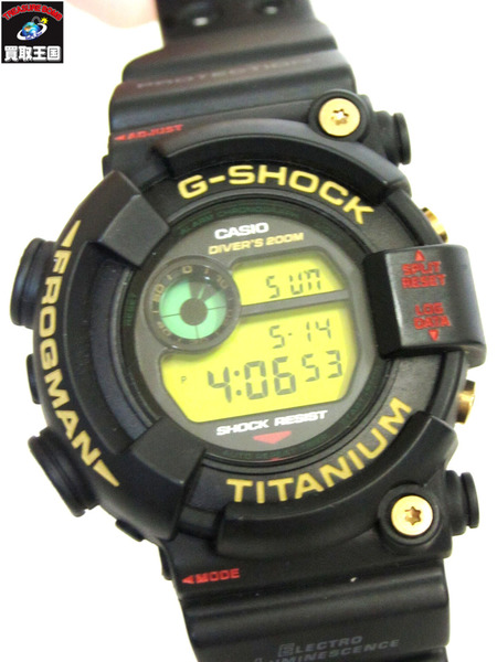 G-SHOCK FROGMAN 7th記念モデル/DW-8201NT【中古】[値下]
