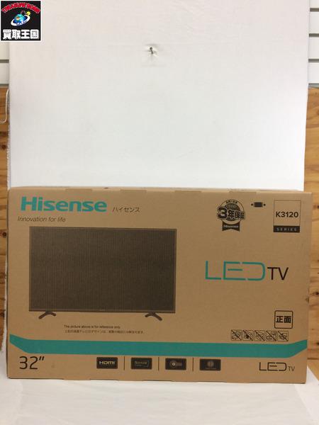 Hisense K3120 32型液晶テレビ【中古】