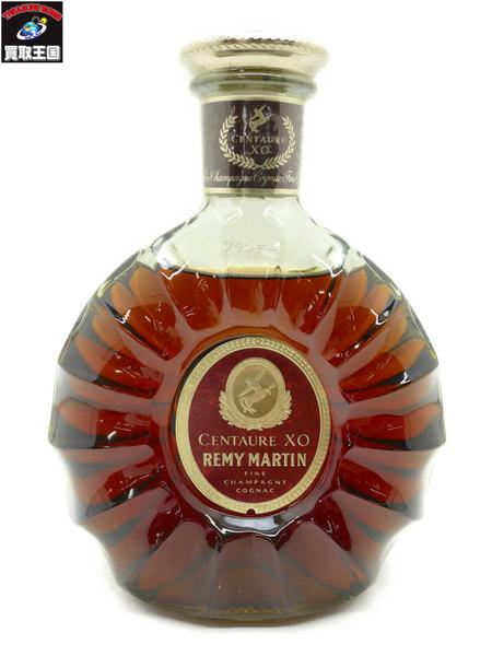 REMY MARTIN XO CENTAURE レミーマルタン グリーンボトル 700ml 40度【中古】[値下]