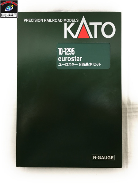 KATO 10-1295 ユーロスター 8両基本セット【中古】[値下]