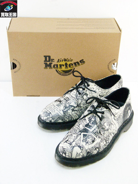 Dr.Martens 3ホール PARTY PEOPLE 8【中古】[値下]