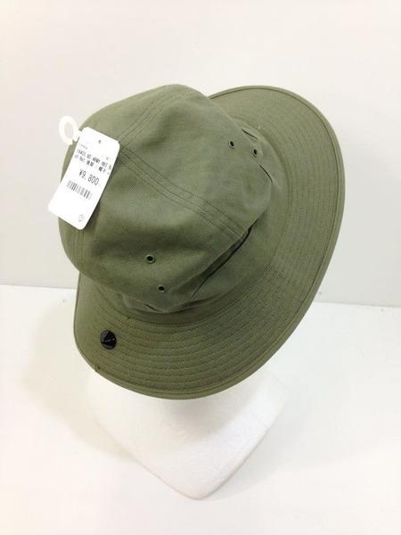 1940S US ARMY HBT Bush Hat 後期帽子 ハット 軍物 VINTAGETOkZiXuPw
