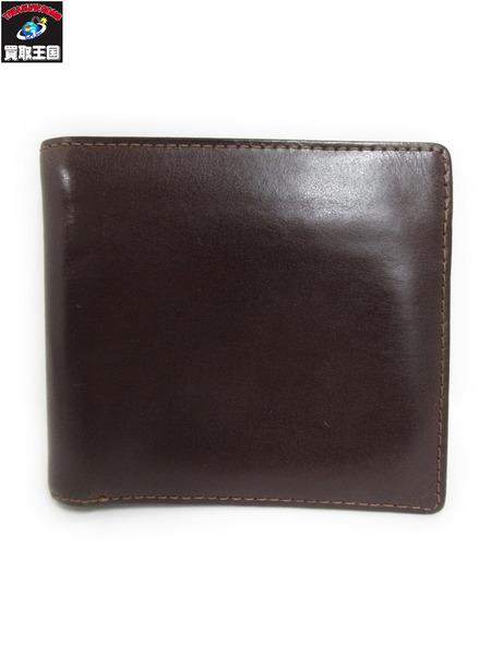 WHITE HOUSE COX  ホワイトハウスコックス 二つ折り財布【中古】[値下]