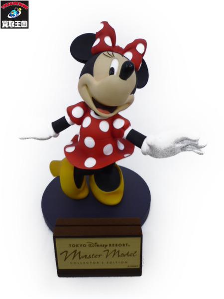 ミニーマウス マスターモデルコレクターズエディション TDL20th 2003年【中古】[値下]