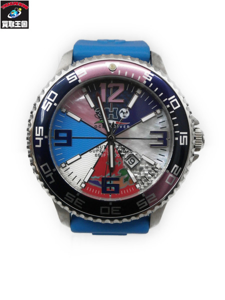 3H/OCEAN DIVER/660FT/腕時計/660FT DIVER/腕時計【中古【中古】[▼]】[▼], 【お年玉セール特価】:2311e7a3 --- officewill.xsrv.jp