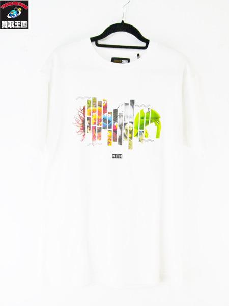 Kith x Bergdorf Goodman x MOMI Tee XS【中古】[値下]