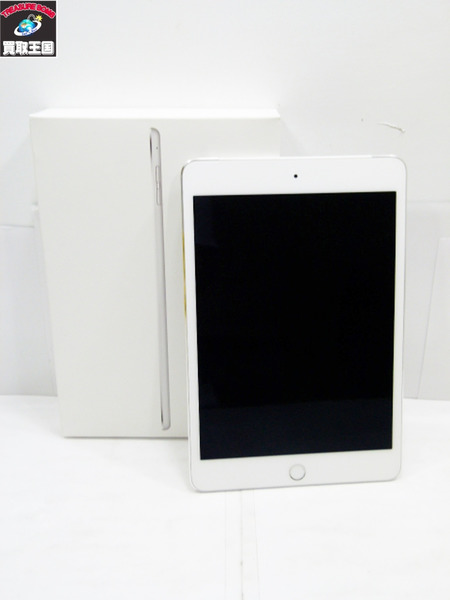 Do iPad mini4 32GB 制限○ 359295060573527 シルバー タブレット【中古】[値下]