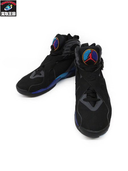 NIKE AIR JORDAN 8 RETRO AQUA (27.5cm)【中古】[値下]